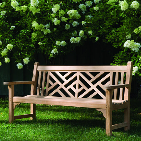 Kingsley-Bate - Chippendale Bench - CH40