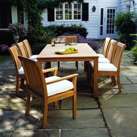 Kingsley-Bate - Chelsea Dining Arm Chair - CO15