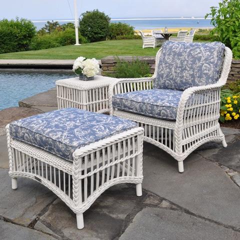 Kingsley-Bate - Chatham Lounge Chair - HA30