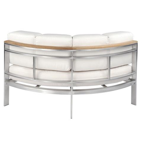Kingsley-Bate - Curved Corner Chair - TL37