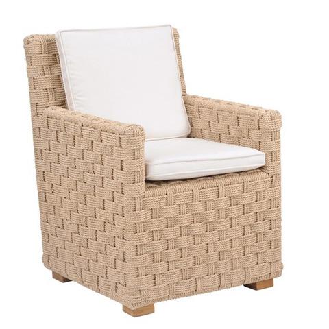 Kingsley-Bate - St. Barts Dining Arm Chair - SB15