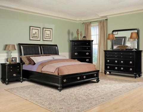 Klaussner Home Furnishings - Nightstand - 652-670 NSTD