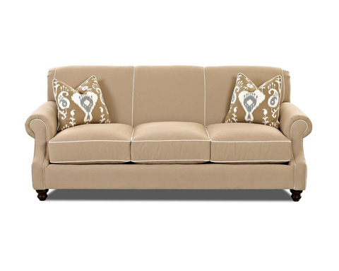 Klaussner Home Furnishings - Fremont Sofa - D30430P S