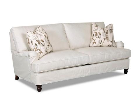 Klaussner Home Furnishings - Loewy Sofa - D40100 S