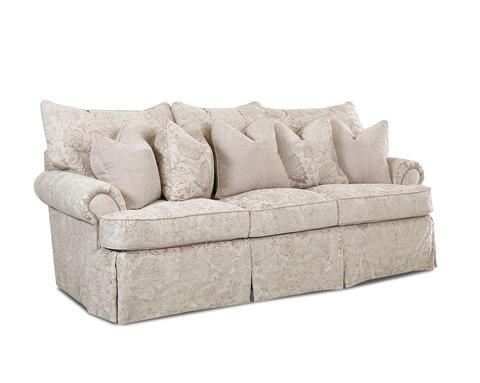 Klaussner Home Furnishings - Audrey Sofa - D95300 S