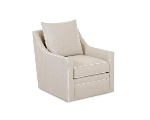 Klaussner Home Furnishings - Larkin Chair - K97300 SWVL