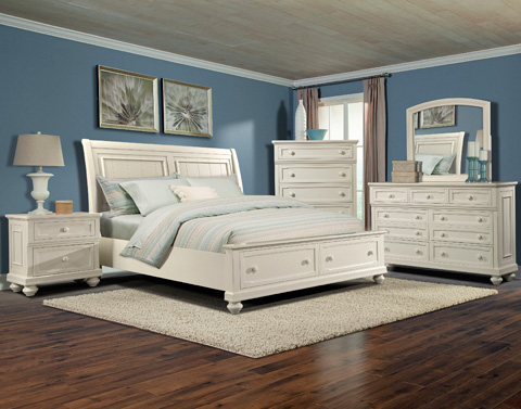Klaussner Home Furnishings - Drawer Chest - 411-681 CHEST