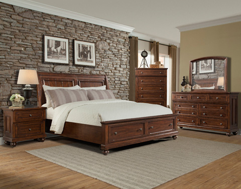 Klaussner Home Furnishings - Drawer Chest - 415-681 CHEST