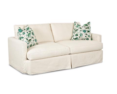Klaussner Home Furnishings - Leisure Sofa - D4133 XS