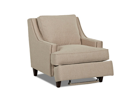Klaussner Home Furnishings - Empress Chair - D78313 PWHC