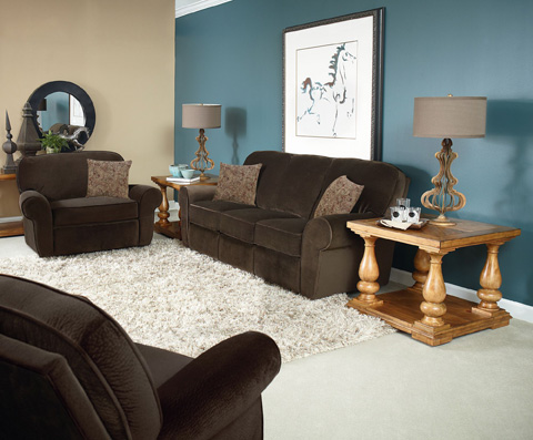Lane Home Furnishings - Molly Snuggler Recliner - 357-14