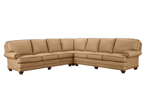 Leathercraft - Garland Sofa - 2560