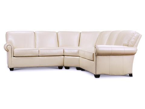 Leathercraft - Robinson Sofa - 2670