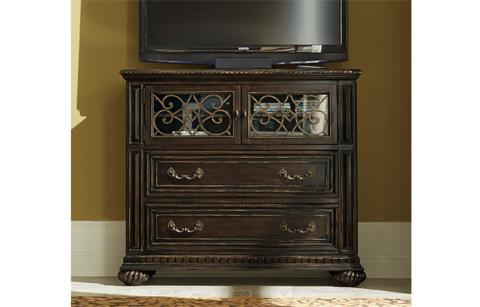 Legacy Classic Furniture - La Bella Vita Media Chest - 4200-2800