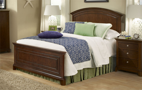 Legacy Classic Furniture - Full Panel Bed - 2880-4104K