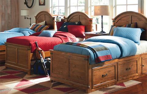 Legacy Classic Furniture - Twin Panel Bed - 3900-4103K