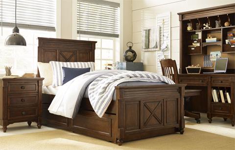 Legacy Classic Furniture - Nightstand - 4920-3100