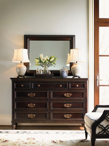 Tommy Bahama - Royal Suite Dresser - 537-233