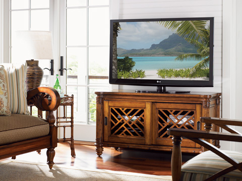 Tommy Bahama - Grand Bank Media Console - 531-907