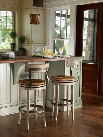 Lexington Home Brands - Dalton Bar Stool - 352-816-01