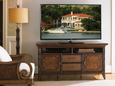Lexington Home Brands - Crystal Bay Media Console - 293SA-660