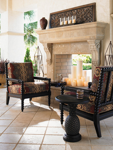 Tommy Bahama - Accent Chair - 3190-10