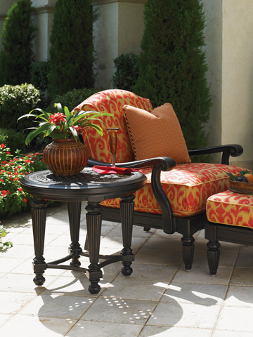 Tommy Bahama - Round End Table - 3190-953