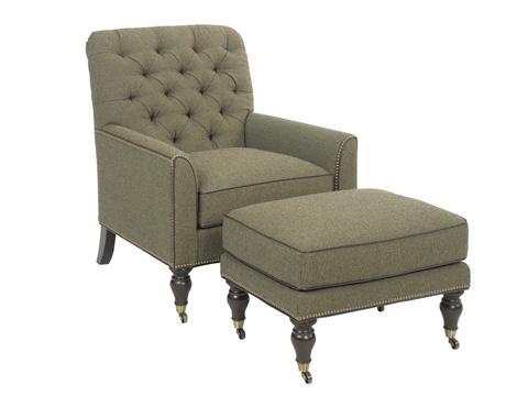 Lexington Home Brands - Sandhurst Ottoman - 7534-44
