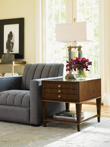 Lexington Home Brands - Wentworth Lamp Table - 706-954
