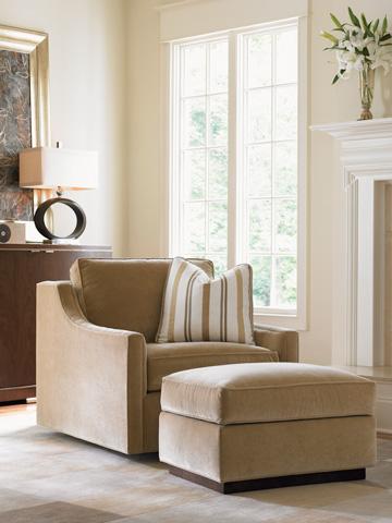 Lexington Home Brands - Bartlett Swivel Chair - 7566-11SW