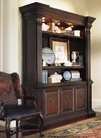 Tommy Bahama - Hyde Park Bookcase - 548-990C