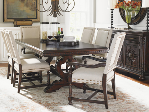 Tommy Bahama - Expedition Rectangular Dining Table - 552-877C