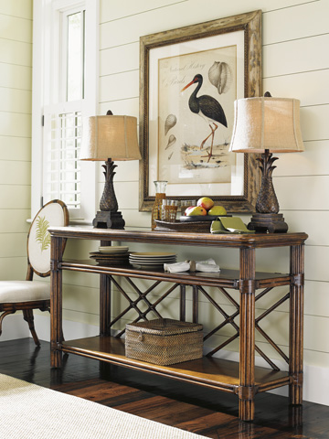 Tommy Bahama - Islander Console Table - 593-967