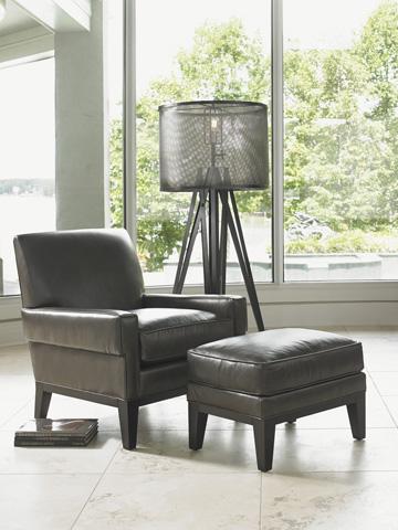 Lexington Home Brands - Giovanni Leather Chair - LL7579-11