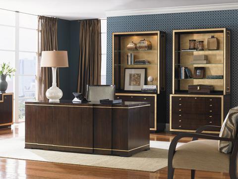 Lexington Home Brands - Paramount Executive Desk - 307HW-400