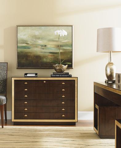 Lexington Home Brands - Beverly Palms File Chest - 307HW-450