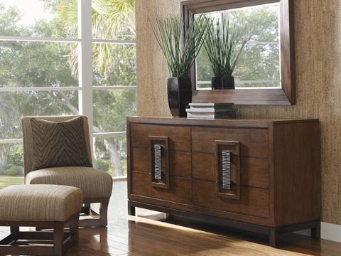 Lexington Home Brands - Luzon Landscape Mirror - 556-205