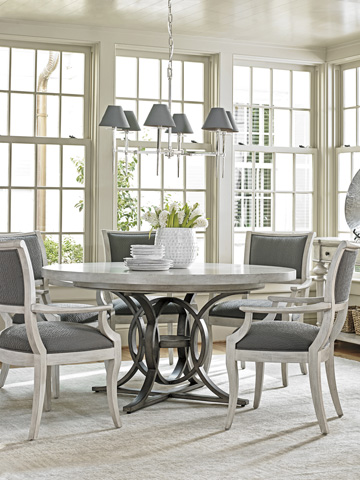 Lexington Home Brands - Eastport Arm Chair - 714-881
