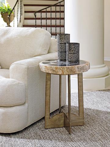 Lexington Home Brands - Cross Creek Accent Table - 721-958C