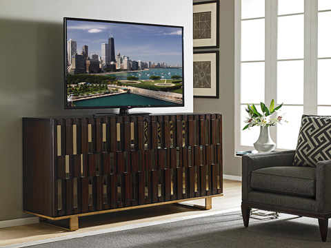 Lexington Home Brands - Quantum Media Console - 100WN-669