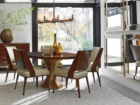 Lexington Home Brands - Regency Round Dining Table - 723-875C
