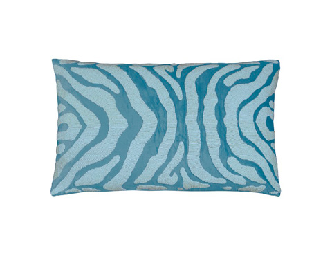 Lili Alessandra - Zebra Small Rectangle Pillow - L130SF