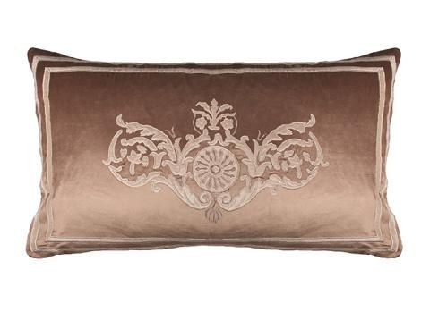 Lili Alessandra - Paris King Pillow - L152AKCH