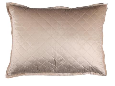 Lili Alessandra - Chloe Luxe European Pillow - L190XCH-W