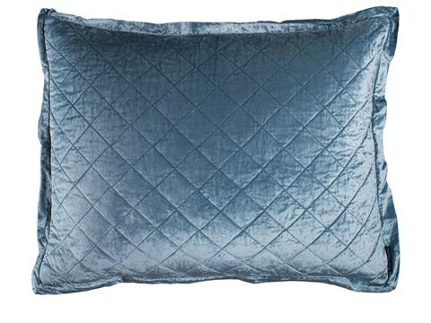 Lili Alessandra - Chloe Luxe European Pillow - L190XSB-W