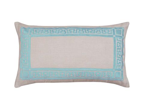 Lili Alessandra - Dimitri Rectangle Pillow - L245ADNSF-V