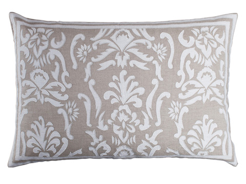 Lili Alessandra - Louie Large Rectangle Pillow - L271ARNW-L