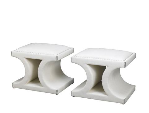 Lillian August Fine Furniture - Fabio Ottoman - LA8109OT