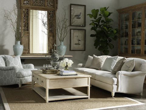 Lillian August Fine Furniture - Albert Chair - LA7108C