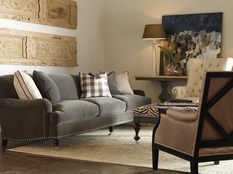 Lillian August Fine Furniture - Albert Sofa - LA7108S